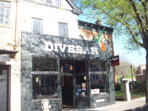 Dive Bar on Short Vine in Corryville