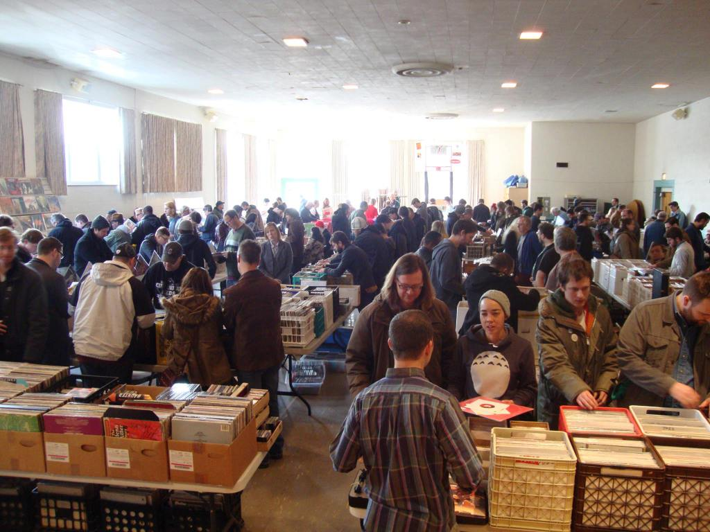 Northside Record Fair picture for 2015