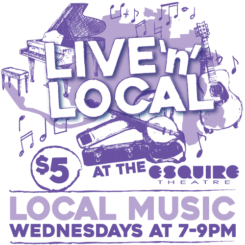 Esquire Theatre Live Music Every Wednesday